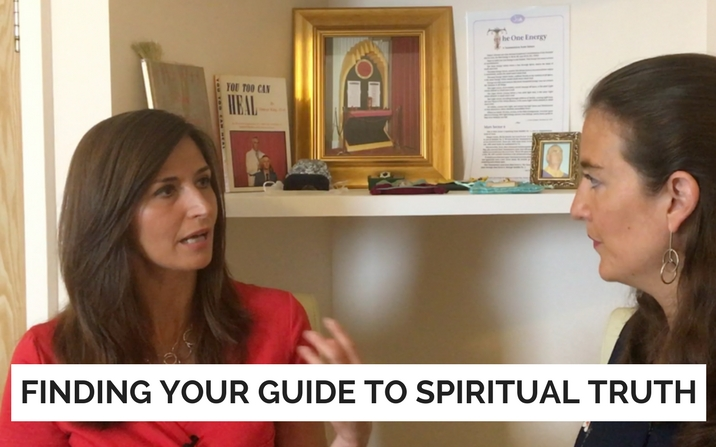 Finding your guide to spiritual truth
