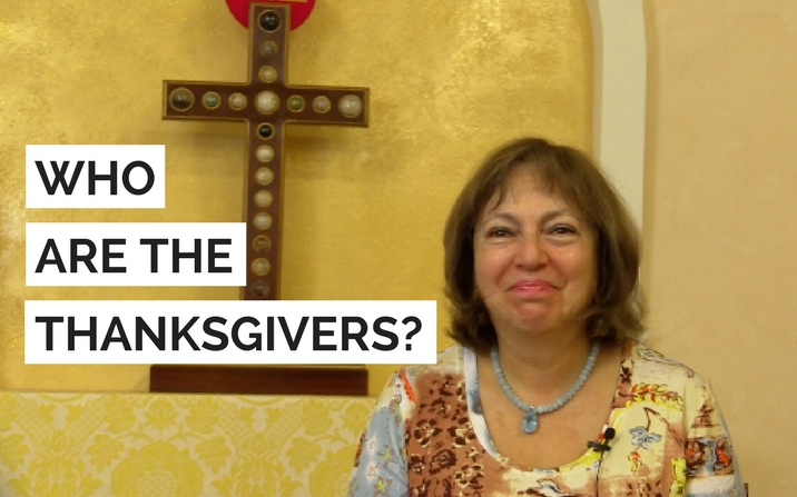 Who are the Thanksgivers?