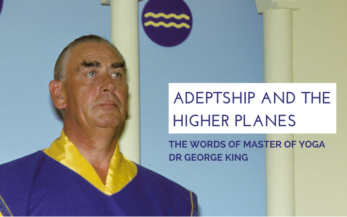 Adeptship and the higher planes
