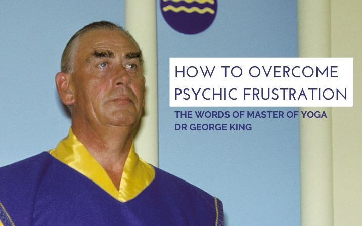 How to overcome psychic frustration