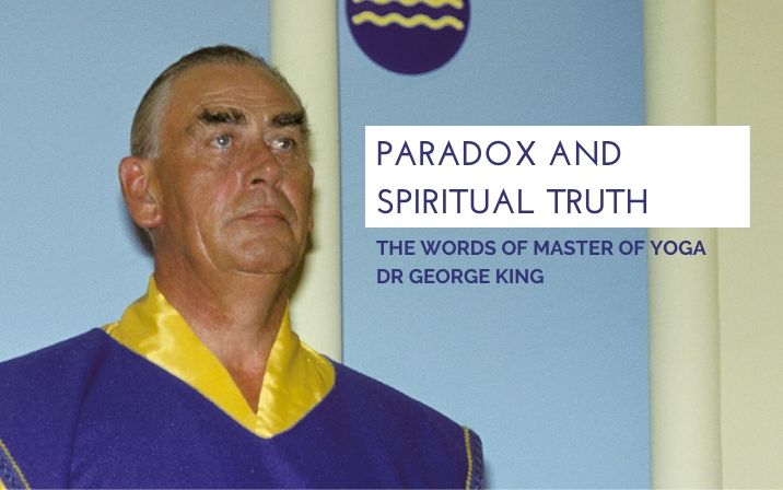 Paradox and spiritual truth